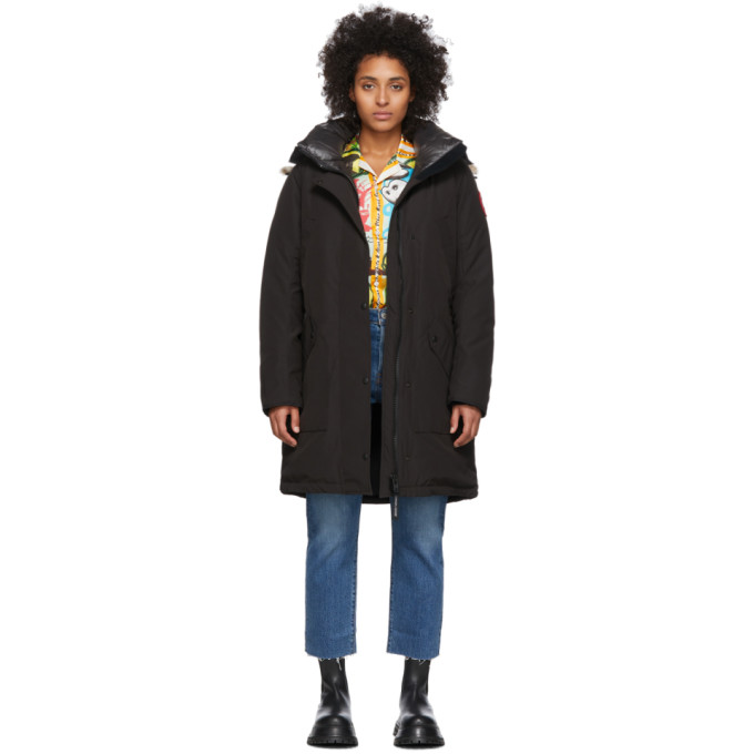 Black Down Ellesmere Parka