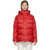 Red Down Approach Jacket