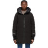 Black Down Merritt Parka