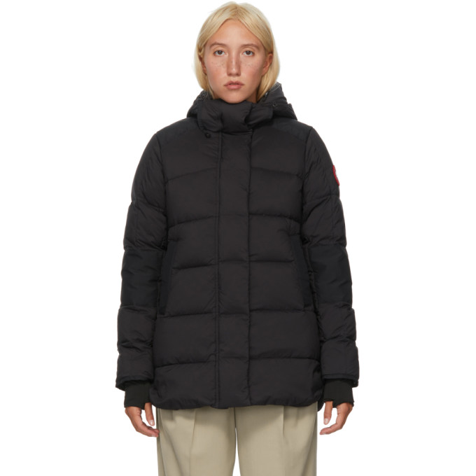 Black Down Alliston Jacket