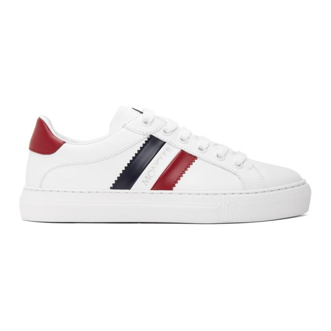 White Ariel Sneakers