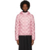 Pink JW Anderson Edition Abbotts Jacket