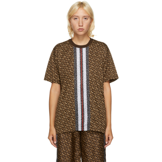 Brown Carrick TB T-Shirt