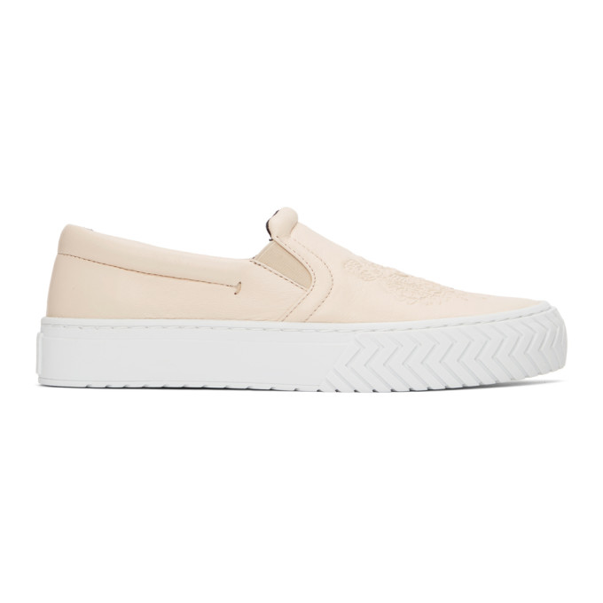 Off-White Leather K-Skate Sneakers