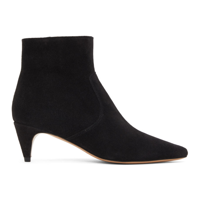 Black Derst Boots