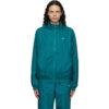 Blue NRG Flash Track Jacket
