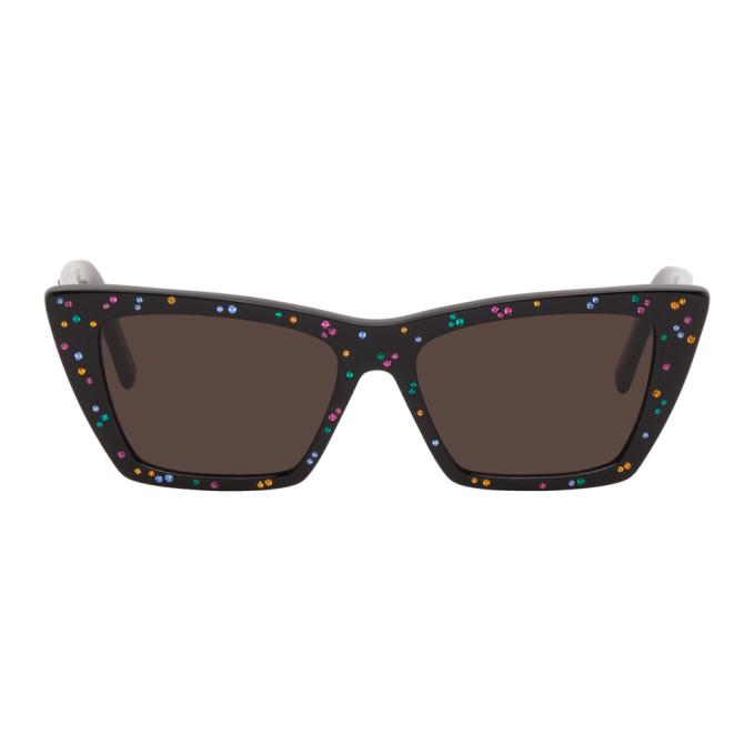Black SL 276 Sunglasses