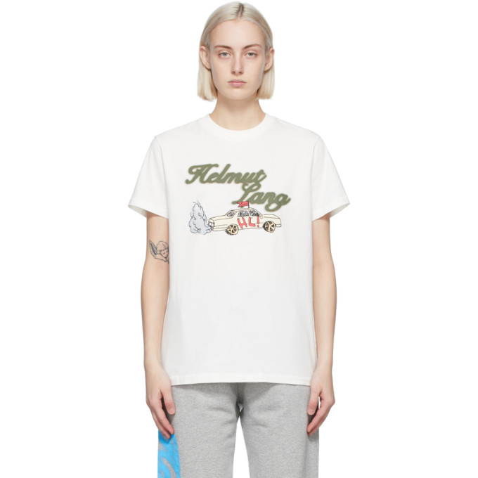 Beige Saintwoods Edition HL Taxi T-Shirt
