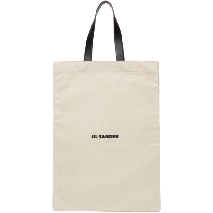 Off-White Large Flat Shopper Tote