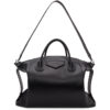 Black Large Soft Antigona Bag