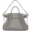 Grey Large Soft Antigona Bag