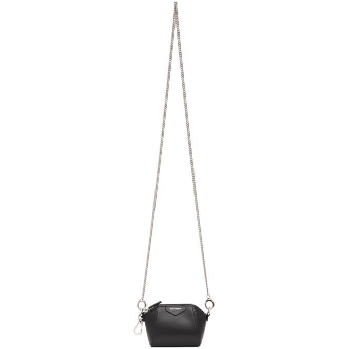 Black Baby Antigona Bag