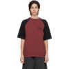 Burgundy and Black Virginia Creeper Edition Raglan T-Shirt