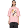 Pink I LOVE PETS XL Fit I Love Cats T-Shirt