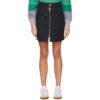 Black Pilademi Miniskirt