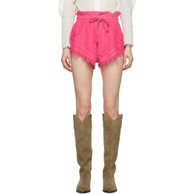 Pink Talapiz Shorts