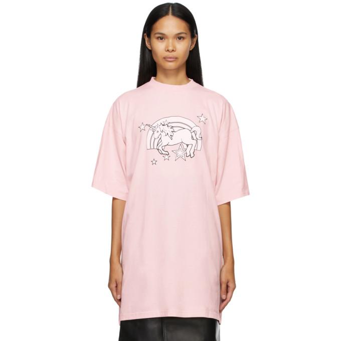 Pink Magic Unicorn T-Shirt