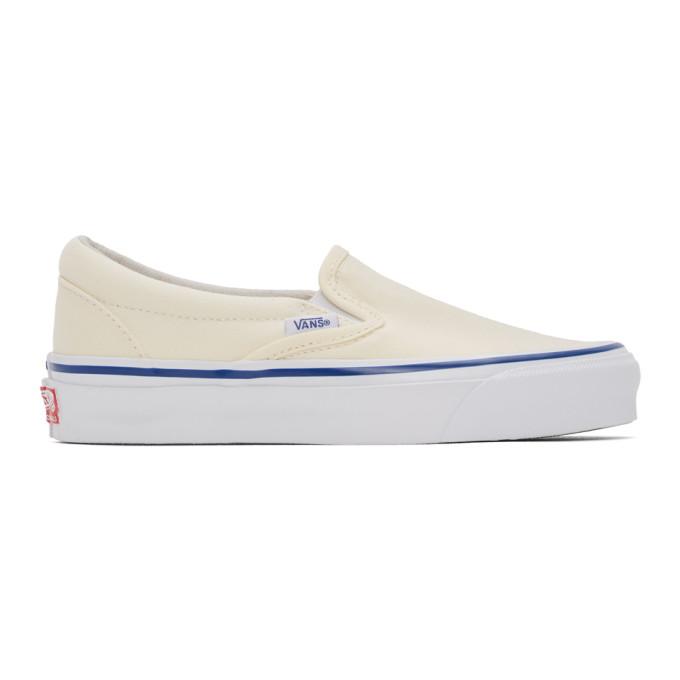 Off-White OG Classic Slip-On LX Sneakers
