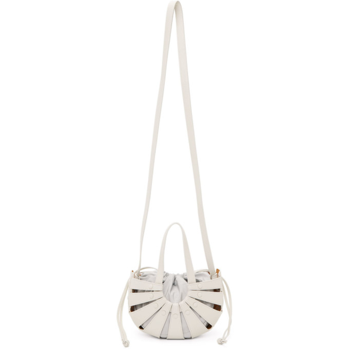 White The Shell Tote