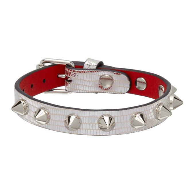 Silver Loubilink Bracelet